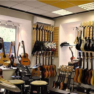 Музыкальные магазины Кытманово