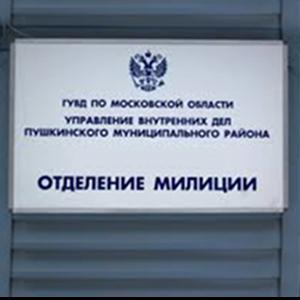 Отделения полиции Кытманово