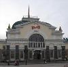 Железнодорожные вокзалы в Кытманово