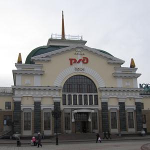 Железнодорожные вокзалы Кытманово